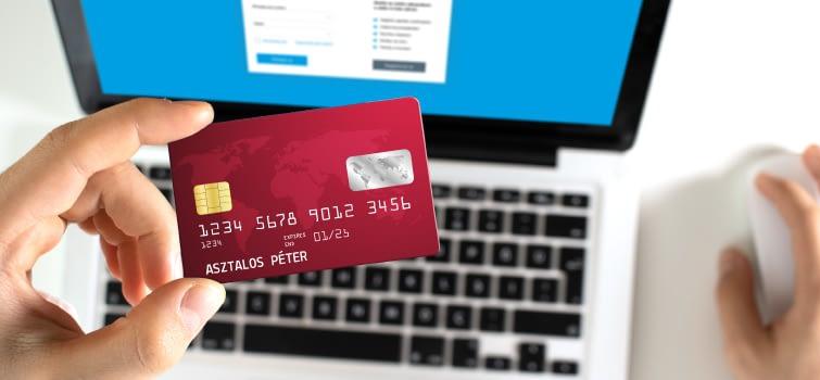 Valtozas az online bankkartyas vasarlasoknal