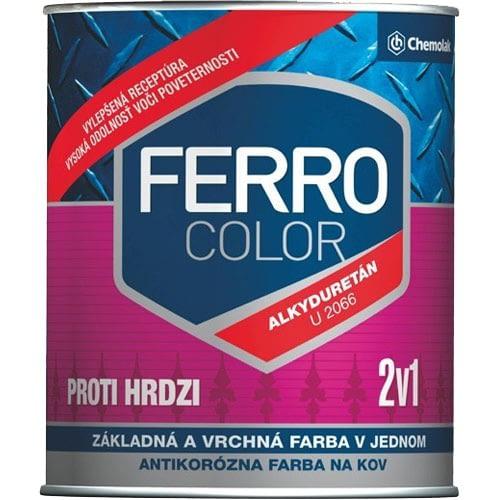 chemolak ferro color u2066 fenyes festek