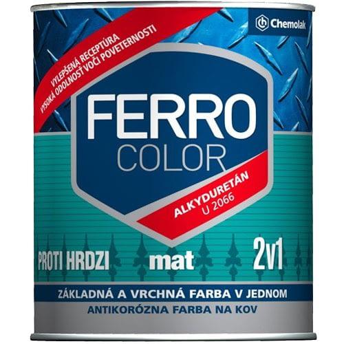 chemolak ferro color u2066 matt festek